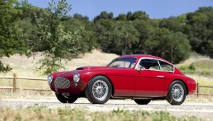 1954 Fiat 8V Coupe by Zagato
