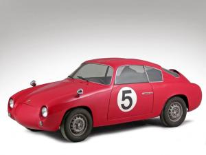 Fiat Abarth 750Z Coupe 1956 года