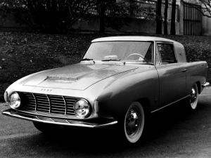 Fiat 1100 TV Coupe Concept 1957 года
