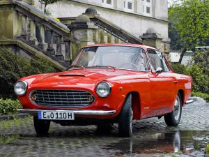 1957 Fiat-O.S.C.A. 1500 Sport Coupe by Viotti