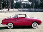 Fiat 600 Coupe by Viotti 1959 года