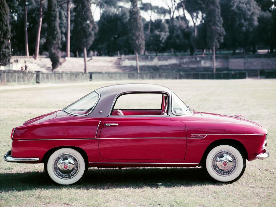 Fiat 600 Coupe by Viotti