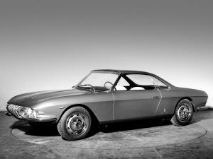 Fiat 2300 S Coupe Speciale Lausanne 1963 года