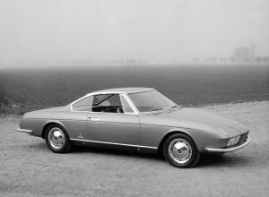 Fiat 2300 S Coupe Speciale 1965 года