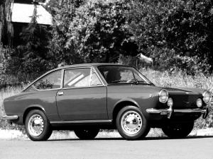 1968 Fiat 850 Sport Coupe