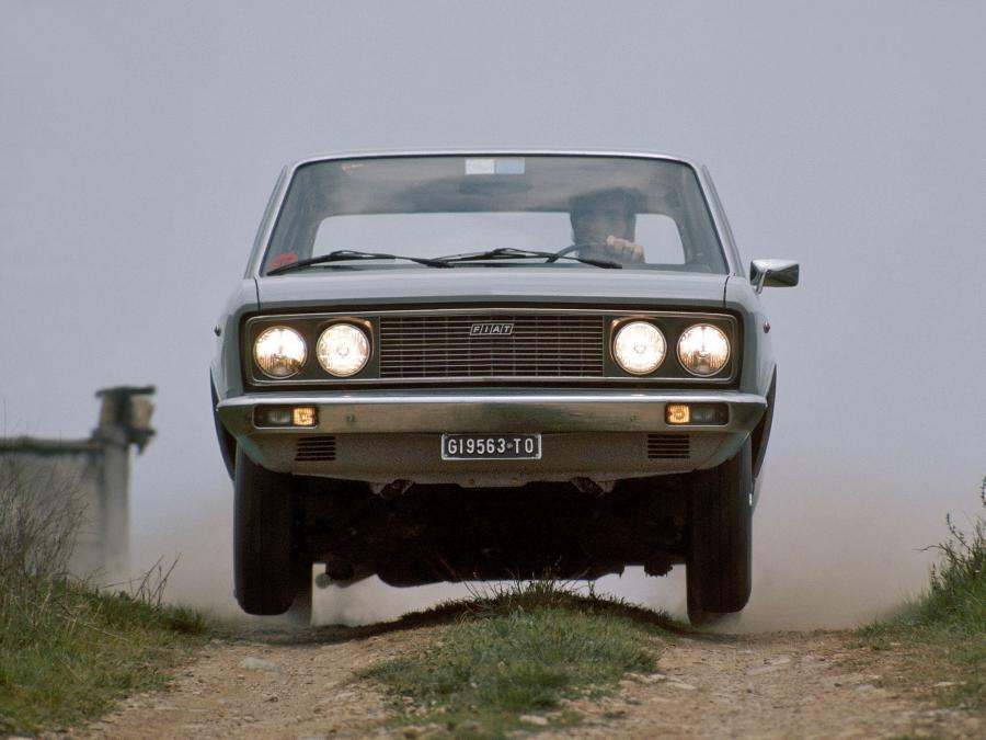 Fiat 132 Special