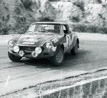 Fiat 124 Abarth Rally 1975 года