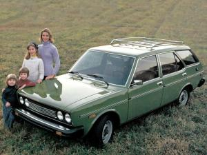Fiat 131 Station Wagon 1975 года (US)