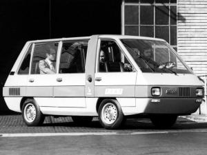 Fiat Visitors Bus 1975 года