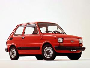1976 Fiat 126 Personal