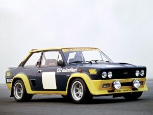 1976 Fiat Abarth 131 Rally Corsa