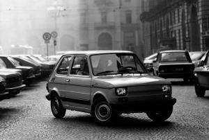 Fiat 126 Silver 1978 года