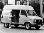 Fiat Ducato High Roof Van 1981 года