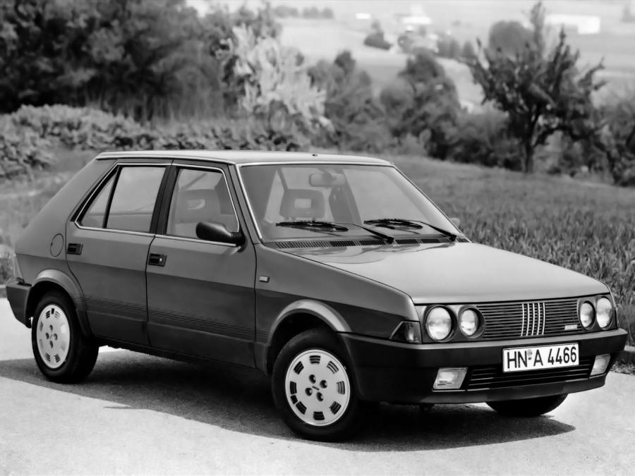 Fiat Ritmo Turbo DS
