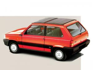1987 Fiat Panda Super i.e. Soft Top