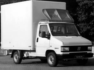 Fiat Ducato Isothermal 1989 года