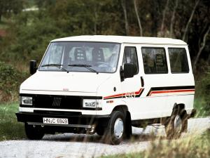 1989 Fiat Ducato Supercombi 4x4