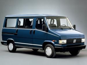1989 Fiat Ducato Supercombi