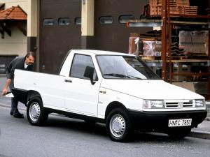 Fiat Fiorino Pick-up 1991 года