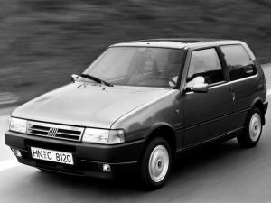 Fiat Uno Turbo i.e. Racing 1991 года