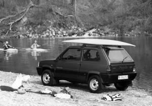 Fiat Panda 4x4 Country Club 1992 года