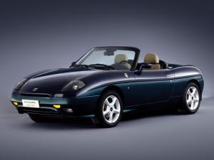 Fiat Barchetta Club Italia 1996 года