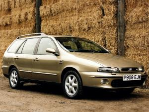 1996 Fiat Marea Weekend (UK)