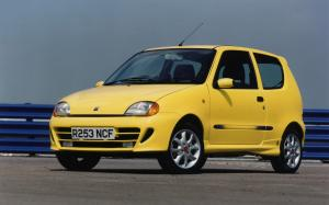 Fiat Seicento Sporting Abarth 1998 года