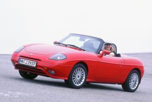 Fiat Barchetta Limited Edition 99 1999 года