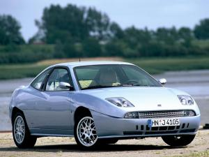 Fiat Coupe Last Edition 2000 года