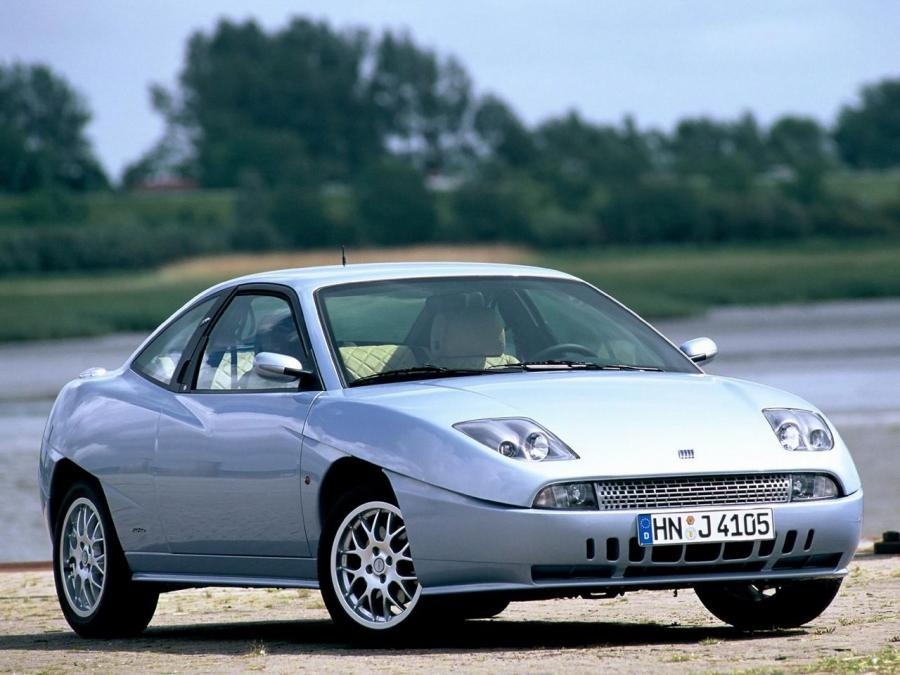 Fiat Coupe Last Edition