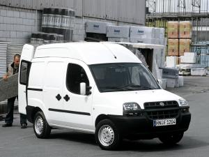 Fiat Doblo Cargo High Roof 2000 года