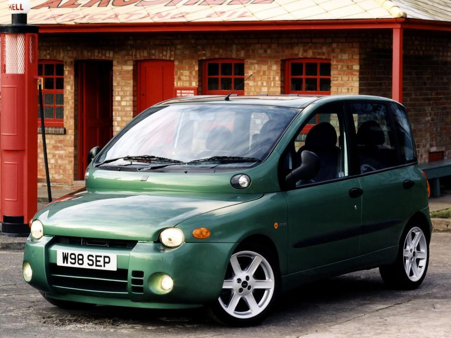 Fiat Multipla Abarth Look