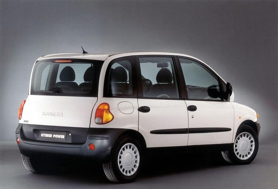 Fiat Multipla Hybrid Power
