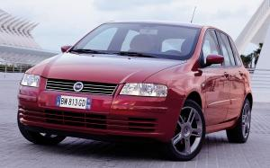 Fiat Stilo Abarth 5-Door (192) (WW) '2001 - 04