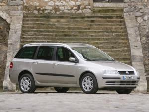 2002 Fiat Stilo Multiwagon