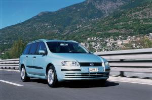 2002 Fiat Stilo Wagon