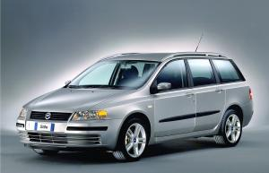 Fiat Stilo MP Wagon 2003 года