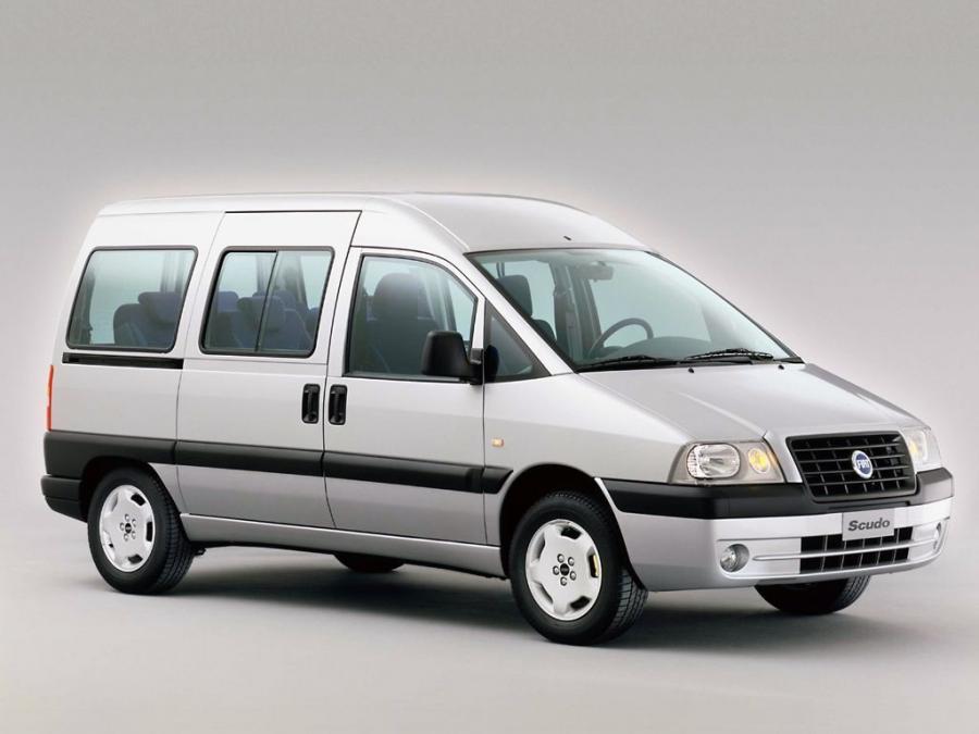 Fiat Scudo Combi 2004 Vercity