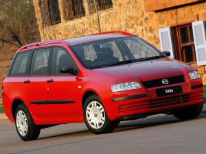 2004 Fiat Stilo Multiwagon
