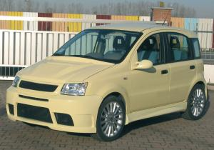 Fiat Panda by Lester 2005 года