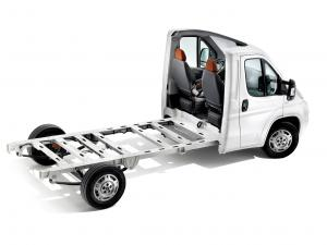Fiat Ducato Chassis Cab 2006 года