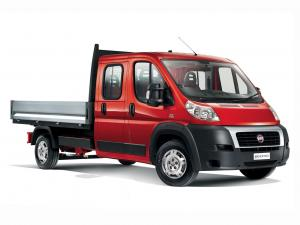 Fiat Ducato Double Cab Pickup 2006 года