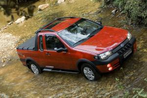 2006 Fiat Strada Try On Adventure CE