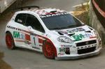 Fiat Grande Punto Abarth rally 2007 года