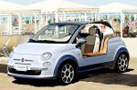 Fiat 500 Tender Two EV by Castagna 2008 года