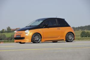 2008 Fiat 500 by Rieger