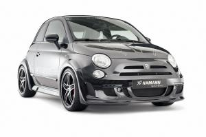 Fiat 500 Abarth Largo by Hamann 2009 года