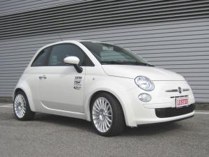 2009 Fiat 500 Bianca by Lester