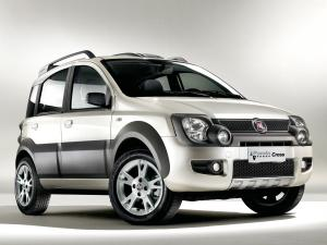 Fiat Panda Natural Power Cross 2009 года